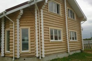 изготовление обсады в деревянном доме