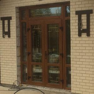 Окна в дом №10