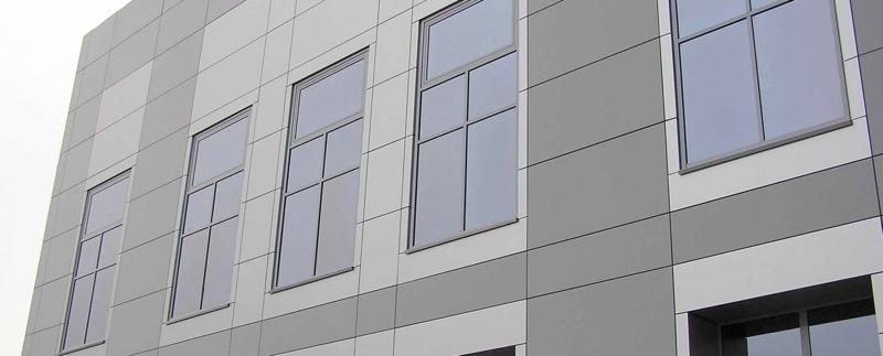 Окна из алюминиевого профиля (алюминиевые окна)