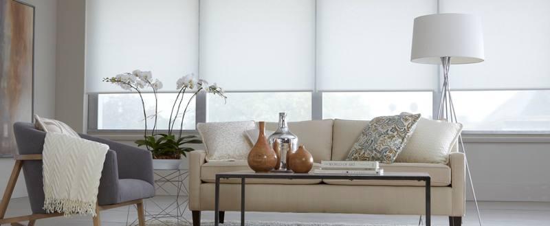 Рулонные шторы для коттеджа и загородного дома №2