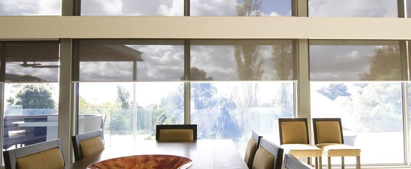 Рулонные шторы на окна №11