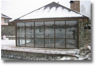 окна из алюминия в Серпухове, Чехове, Протвино, Пущино, Тарусе