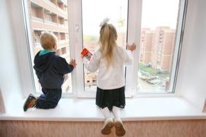 Безопасные пластиковые окна №3
