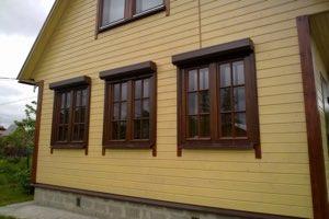 Рольставни на окна Алютех (защитные жалюзи) №9