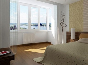 Отделка и обшивка лоджий и балконов №2