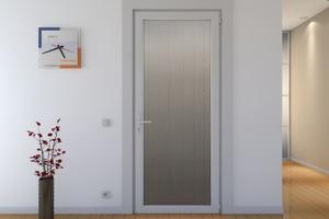 Межкомнатные пластиковые двери №2