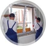 ремонт пластиковых окон в Серпухове, Чехове, Протвино, Пущино, Тарусе,