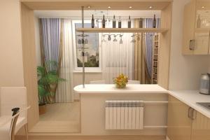 Статьи про балконы и лоджии №6