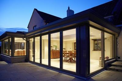 Окна в дом | остекление частных домов под ключ!