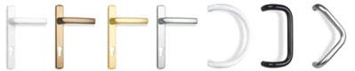 дверные ручки для пластиковых дверей
