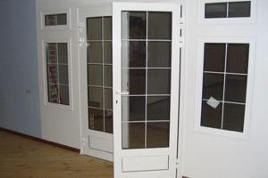 пластиковые входные двери ПВХ