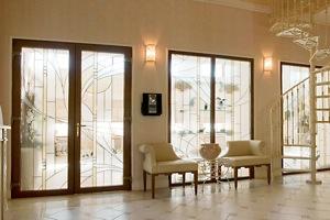 элитные окна в дом