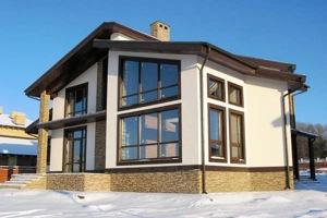 Статьи про окна в частном доме