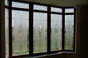 Красивые окна в коттедже №3