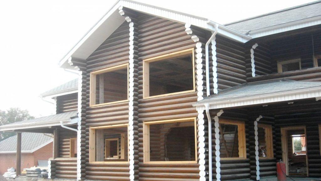 схема окосячка дверных проемов в деревянном доме