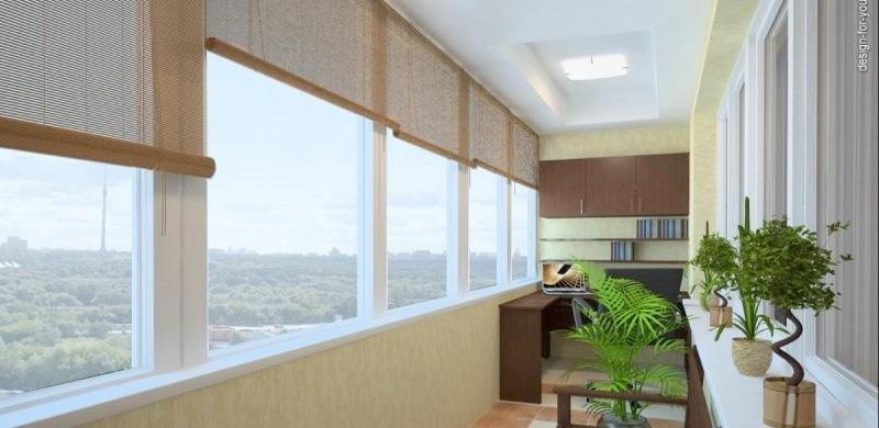Статьи про балконы и лоджии №10