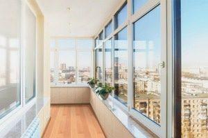 какие пластиковые окна выбрать на балкон
