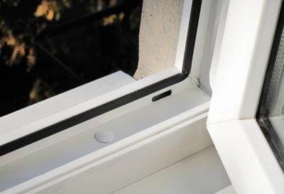 Крепление пластиковых окон в деревянном доме №3
