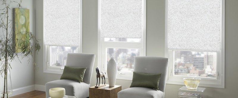 Рулонные шторы на пластиковые окна №6