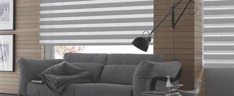 Рулонные шторы ЗЕБРА MGS (BESTA) для закрытия проёмов
