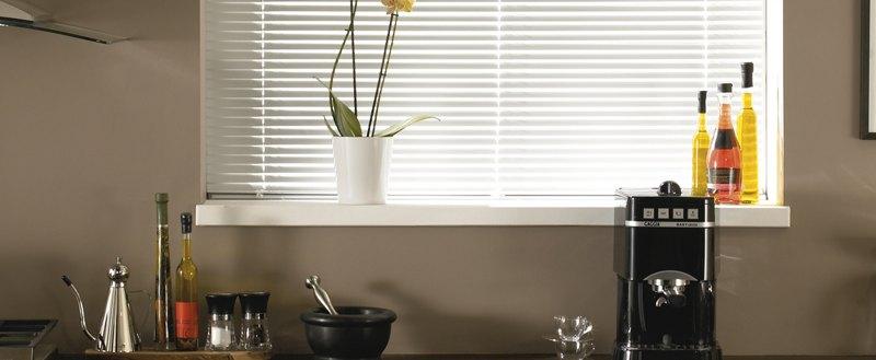 Горизонтальные жалюзи VENUS для пластиковых окон
