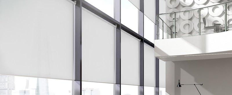 Рулонные шторы КЛАССИКА LVT (LOUVOLITE) для закрытия проёмов