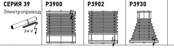 шторы плиссе с электроприводом