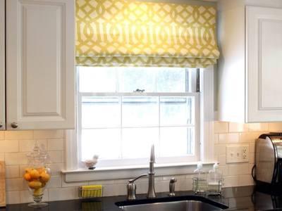 Выбираем шторы на кухню №5