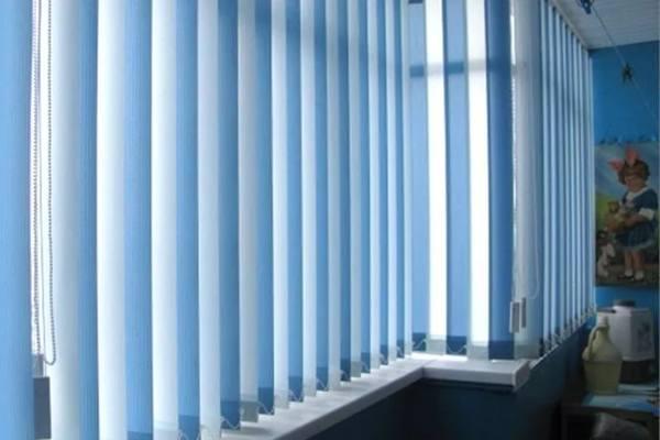 Жалюзи на балкон или лоджию №14