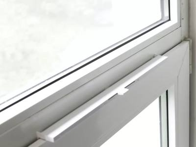 приточный воздушный клапан на окно