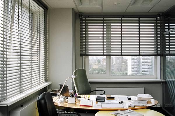 Выбираем жалюзи в офис №3
