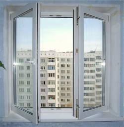 штульповое окно
