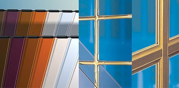Цветные окна №7