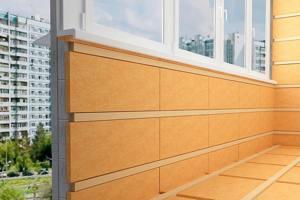 наружное или внутреннее утепление балкона выбрать