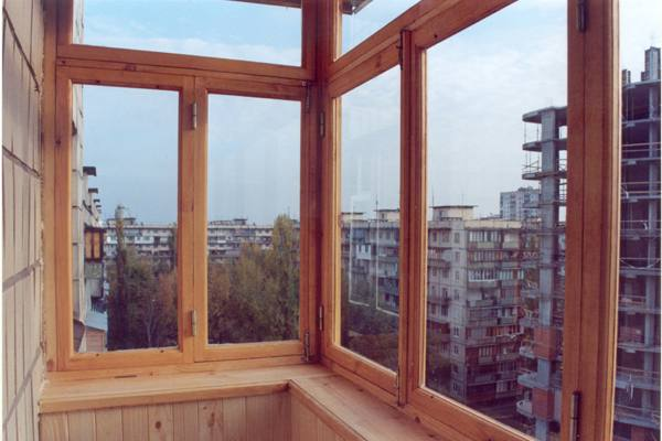 Холодное остекление балконов: преимущества и виды конструкций №2