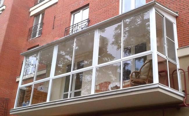какие окна выбрать для балкона и лоджии