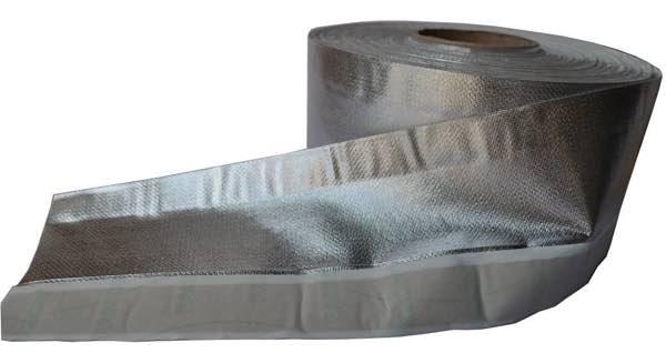 Пароизоляционная лента металлизированная