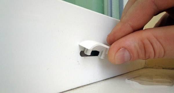 Заглушки для дренажных отверстий