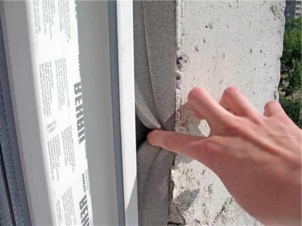 Ошибки при установке пластиковых окон №4